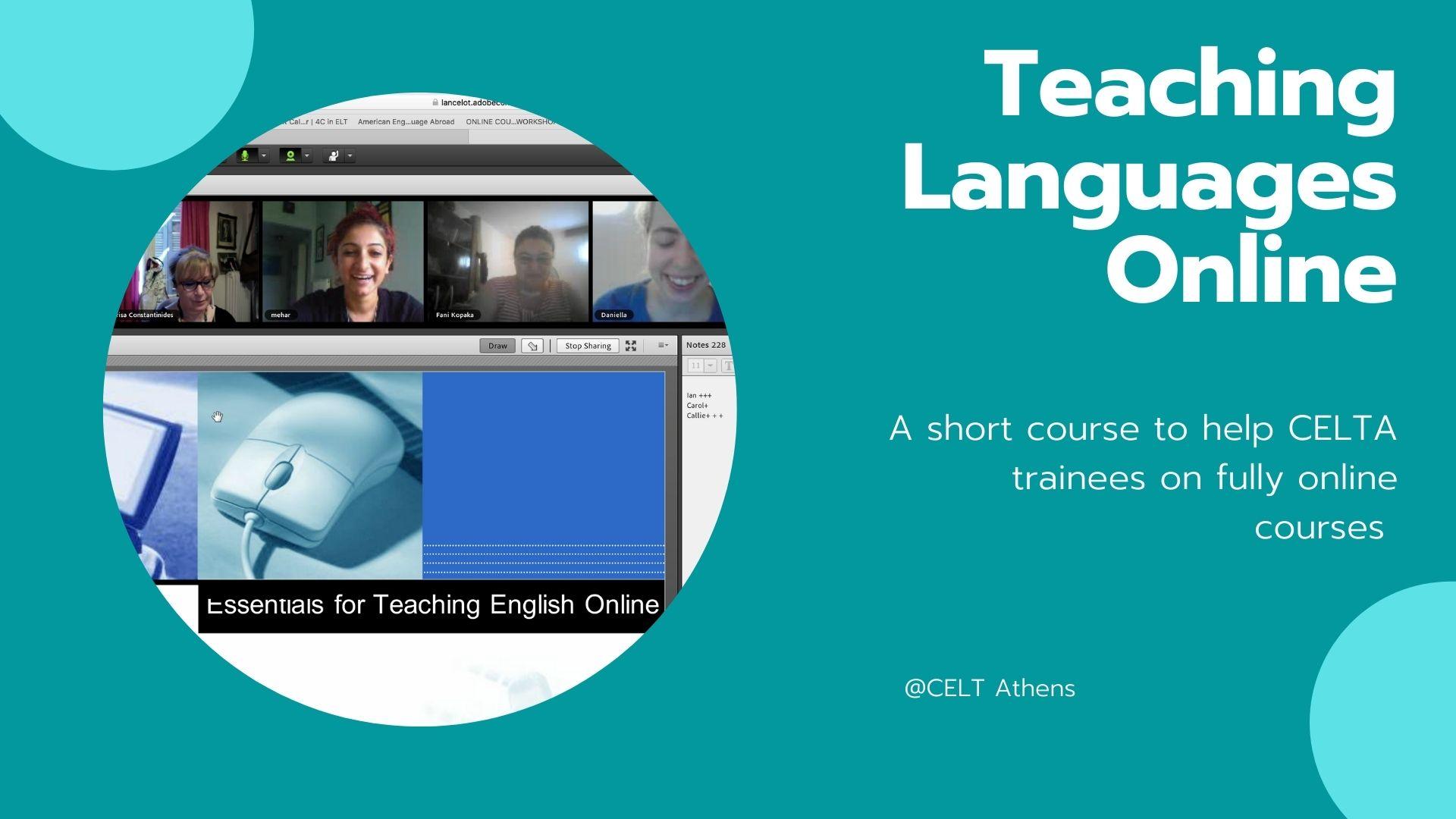 Teaching Languages Online 4