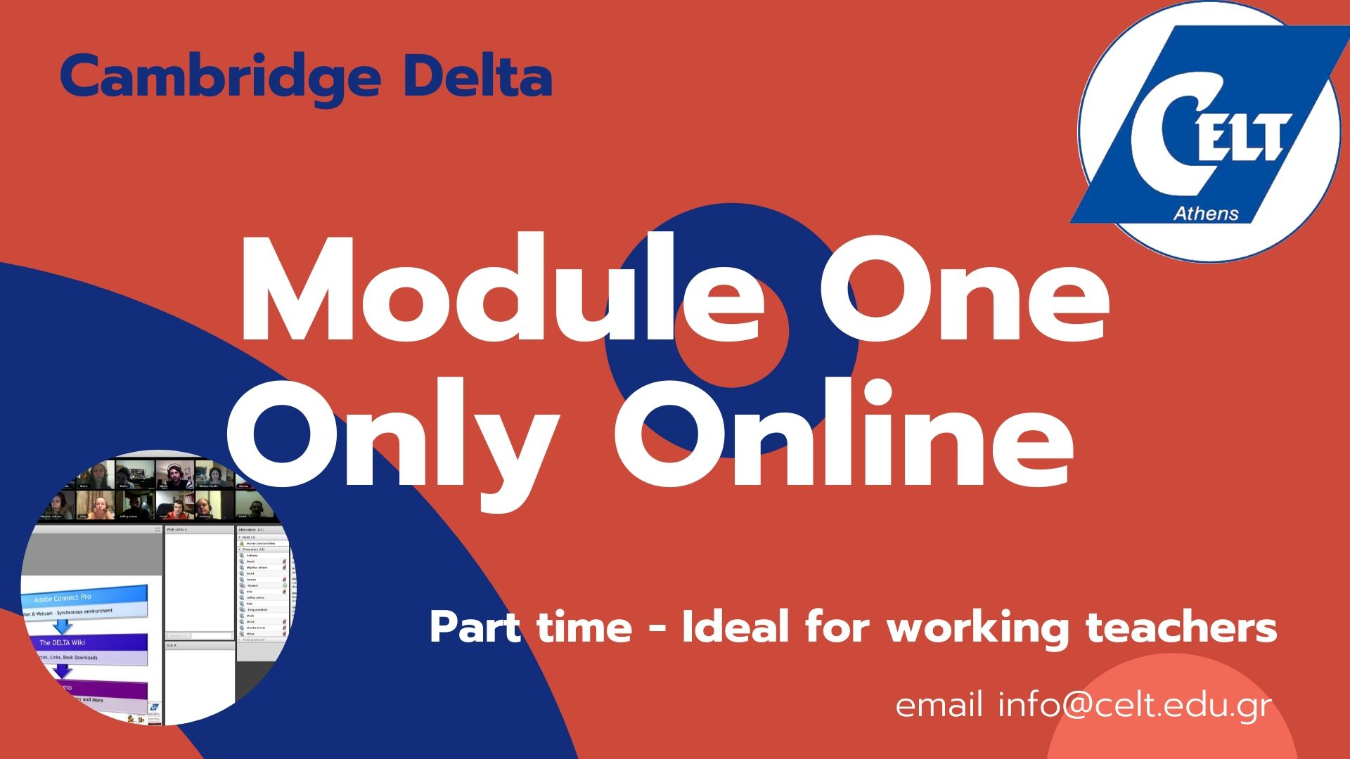 Cambridge Delta Module 1 Exam Preparation